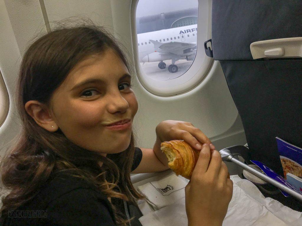 AirFrance Paris CDG Isabelle