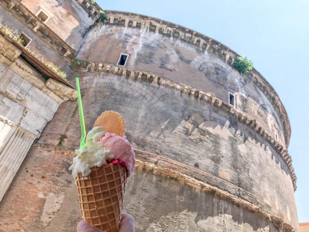 Cremeria Monteforte Gelato Pantheon