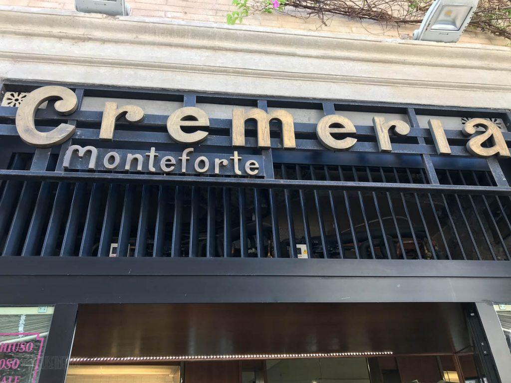 Cremeria Monteforte Gelato