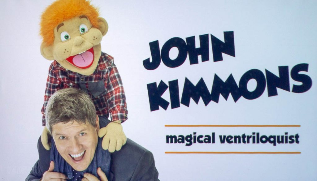 DCL Variety Act John Kimmons Magical Ventriloquist