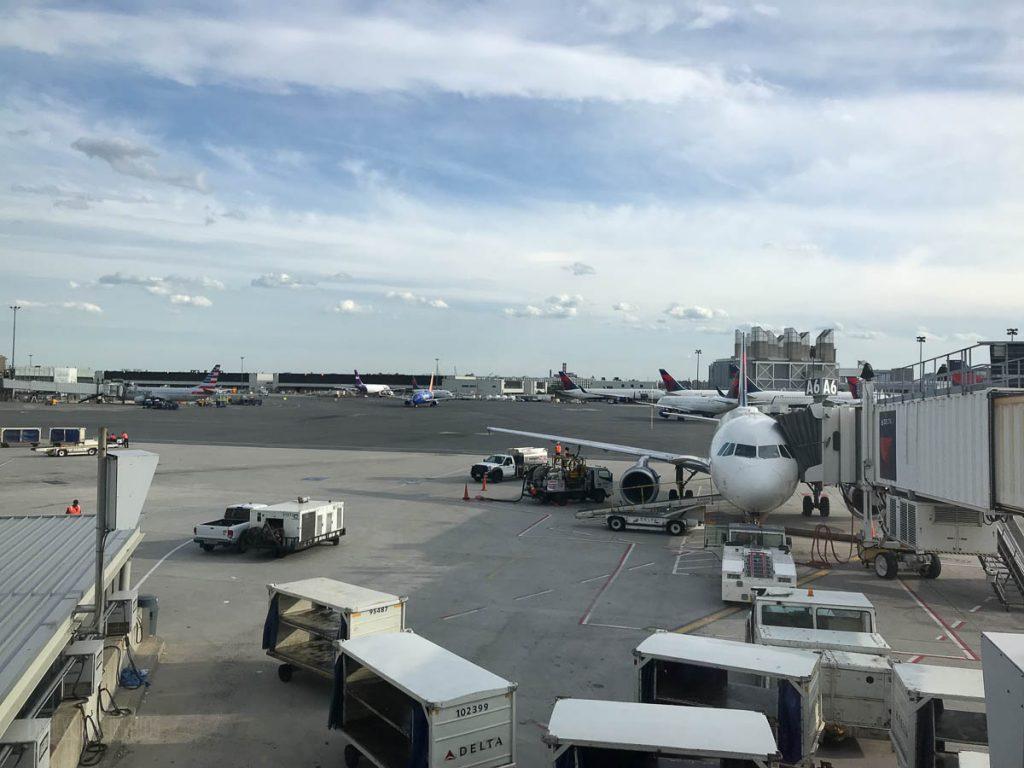 Delta Plane BOS To MCO