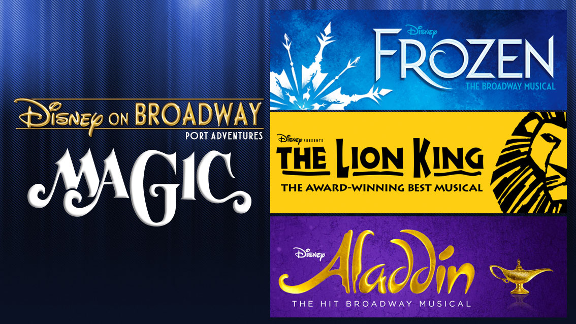 Disney Magic Broadway Port Adventures