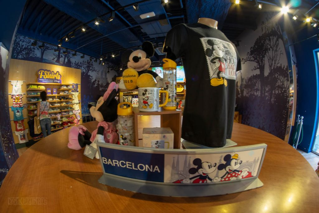 Disney Store Barcelona