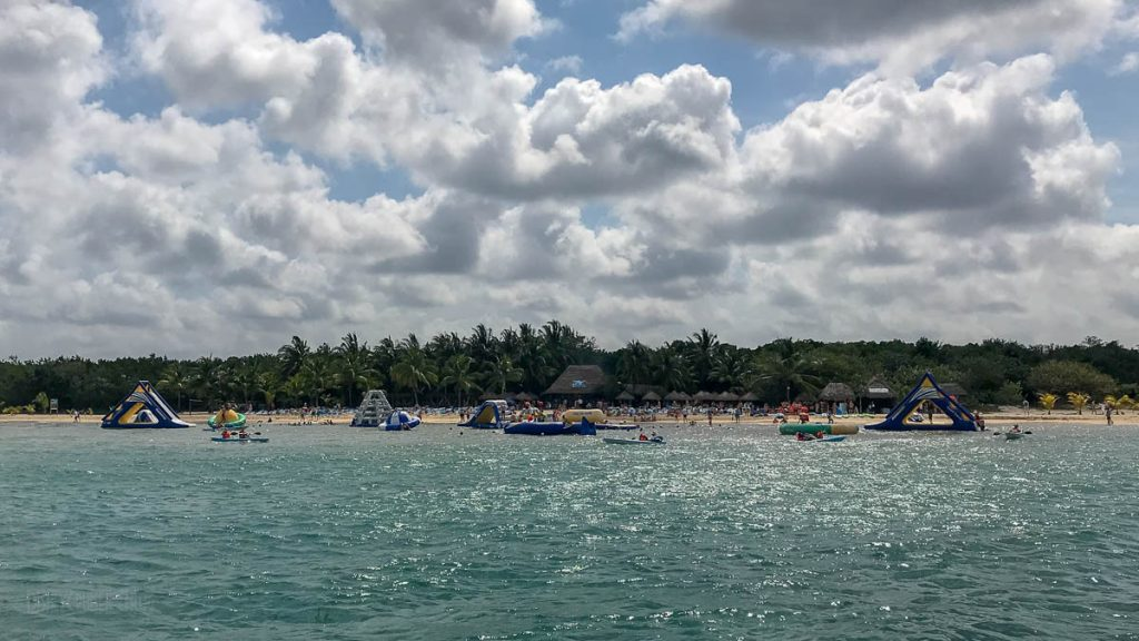 Fury Catamaran Aqua Park