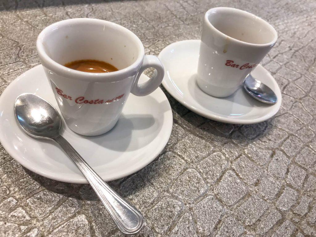 LV100 Pisa Bar Costa Espresso