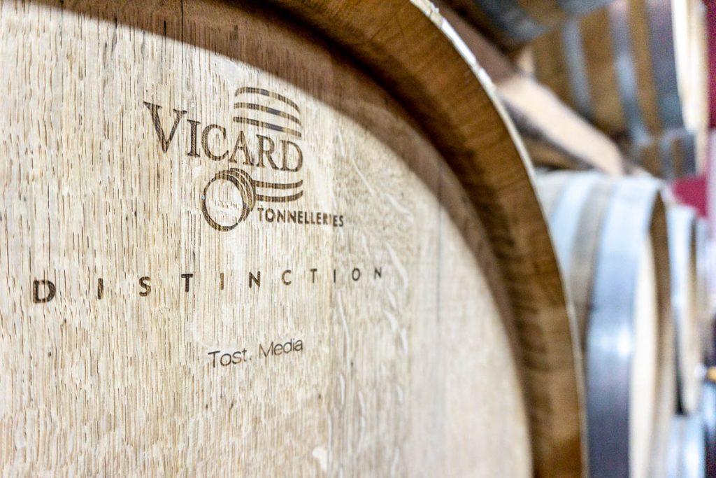 LV100 Torre A Cenaia Wine Barrels