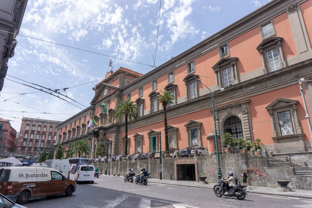 Naples' Archeological Museum
