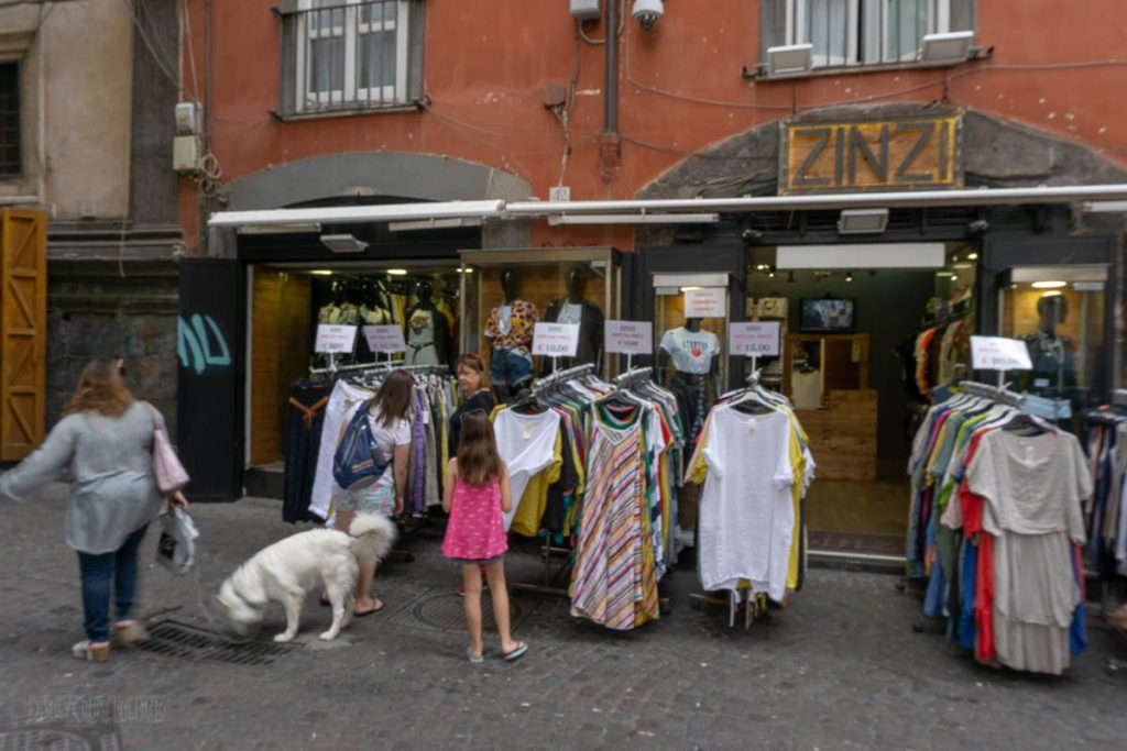 Naples Clothing Store
