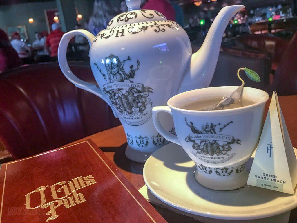 O'Gills Gin Tea Tonic