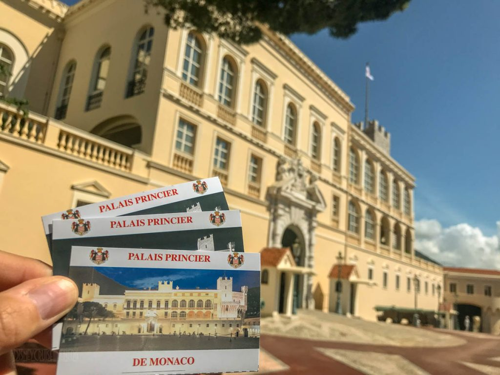 Prince's Palace Of Monaco Tickets