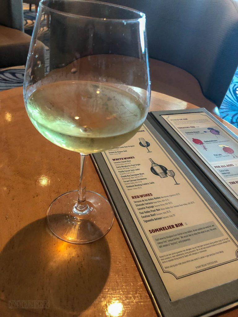 Promedade Lounge Sommlier Bin White Wine