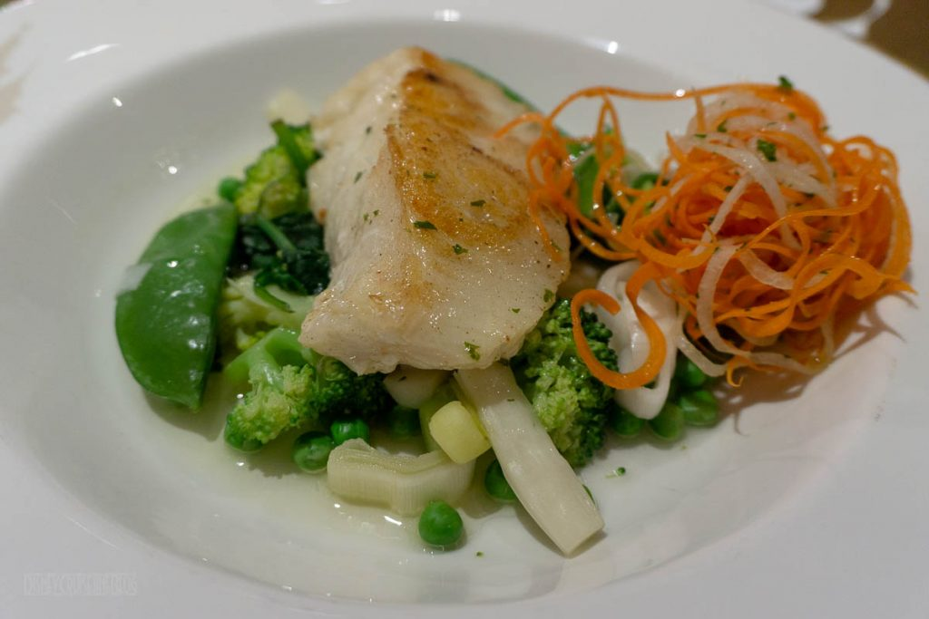 Rapunzel's Royal Table Lantern Night Sea Bass