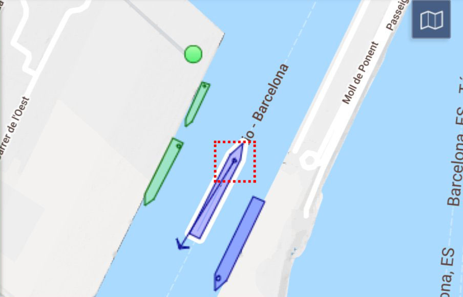 Stateroom Map Substitute Magic Barcelona 20180602