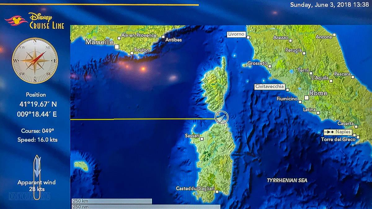 Staterrom Map Magic 20180603 At Sea