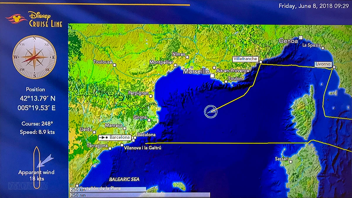 Staterrom Map Magic 20180608 Day 7 At Sea