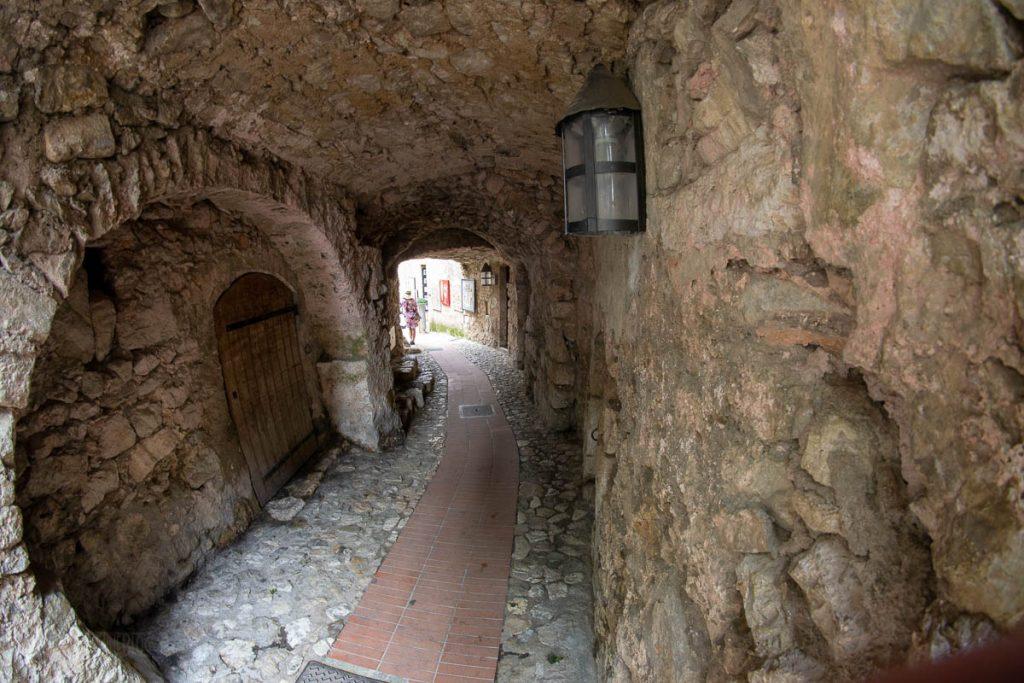 Villefrance Eze Village