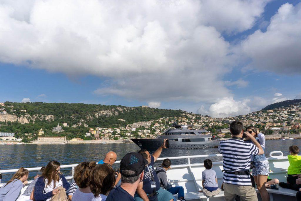 Villefrance Tendering 007 Yacht