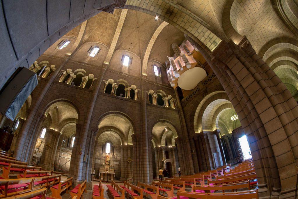 Villefranche Saint Nicholas Cathedral Monaco