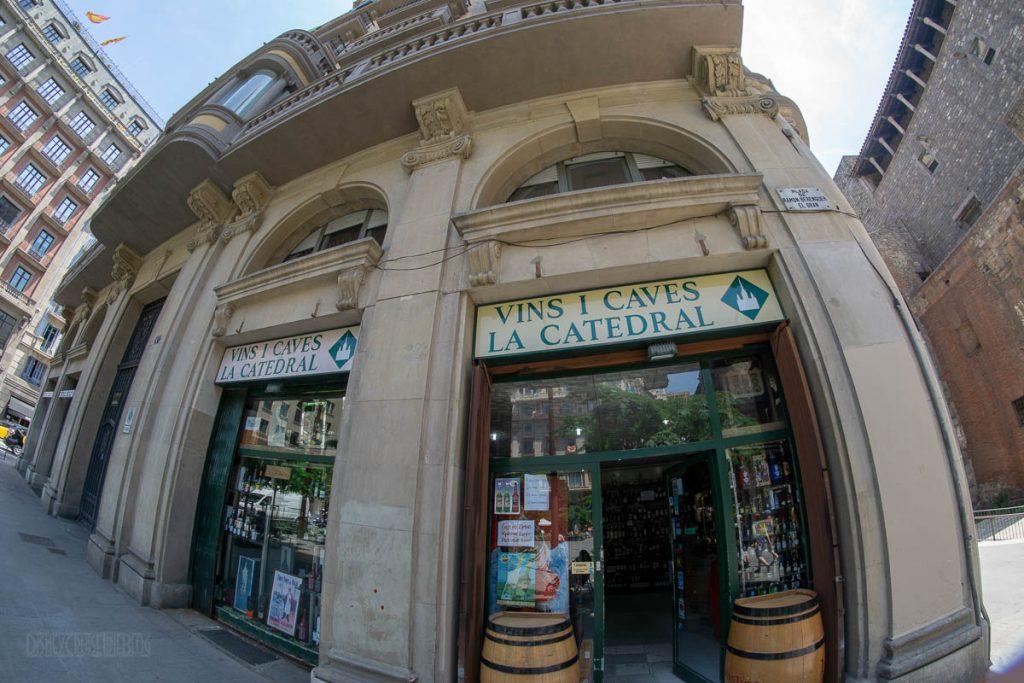 Vins I Caves La Cathedral Barcelona