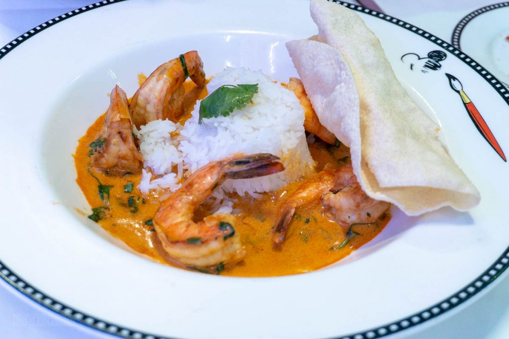 World Of Flavor Indian Prawn Curry