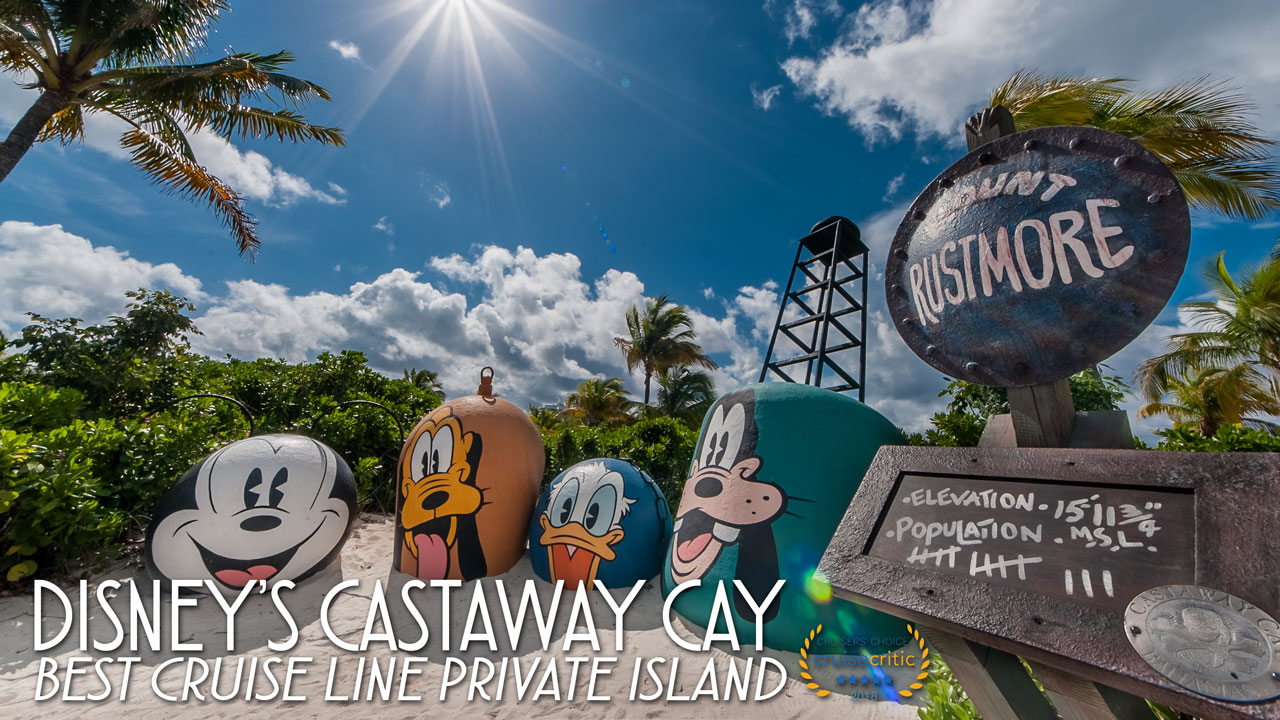 Cruise Critic 2018 Best Private Island Castaway Cay