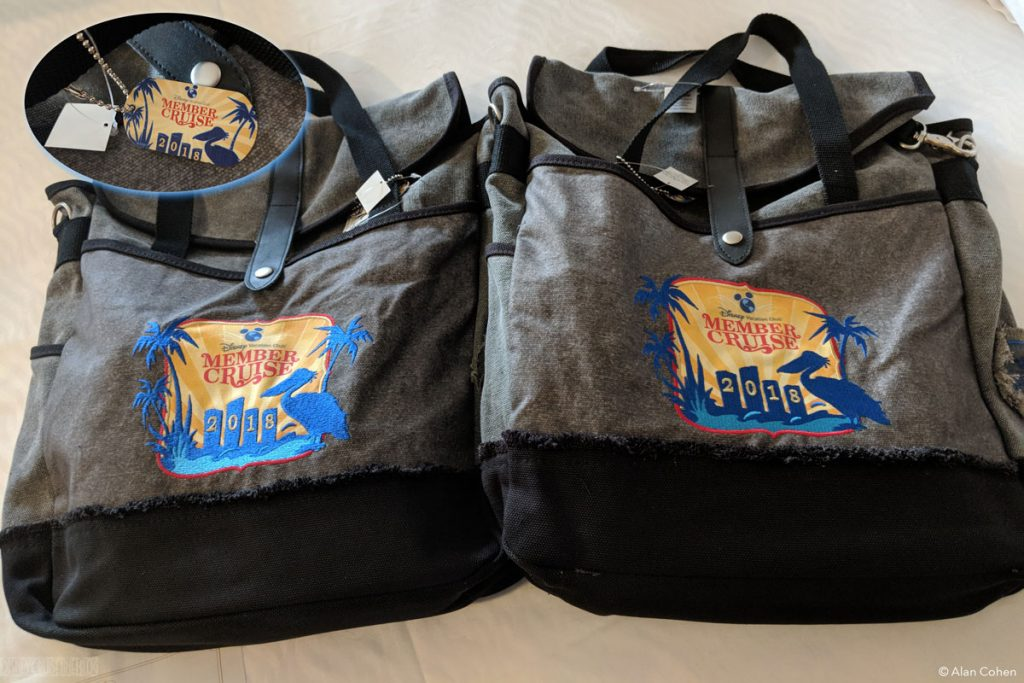 DVC Members Cruise Dream 2018 Merchandise Bag