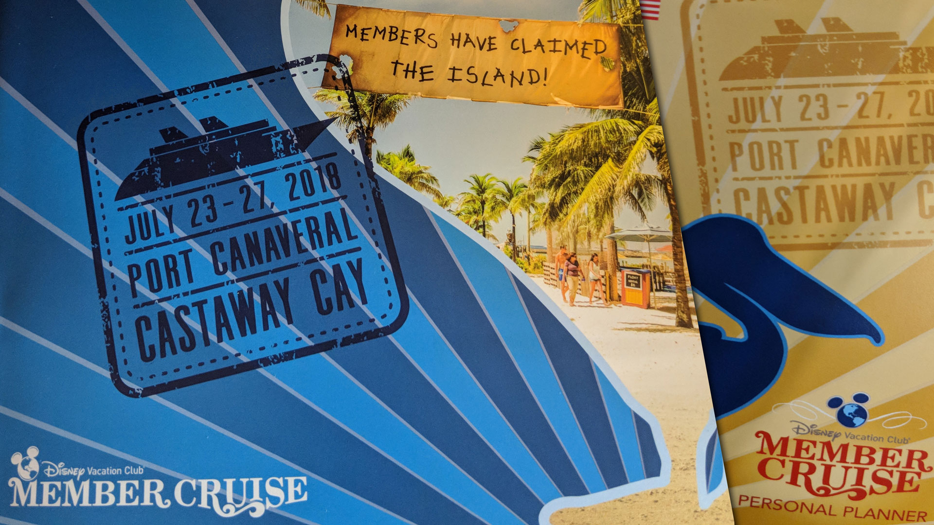 DVC Members Cruise Dream 2018
