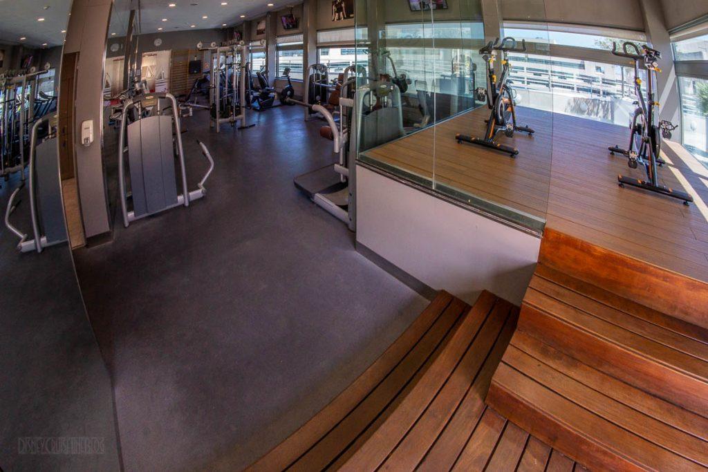 Eurostars Grand Marina Gym