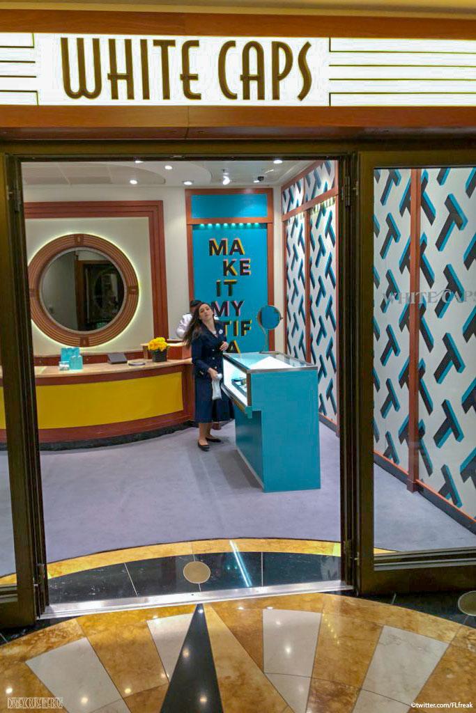 2f74d60912ea1 Tiffany & Co. Boutique Opens Aboard the Disney Dream • The Disney ...