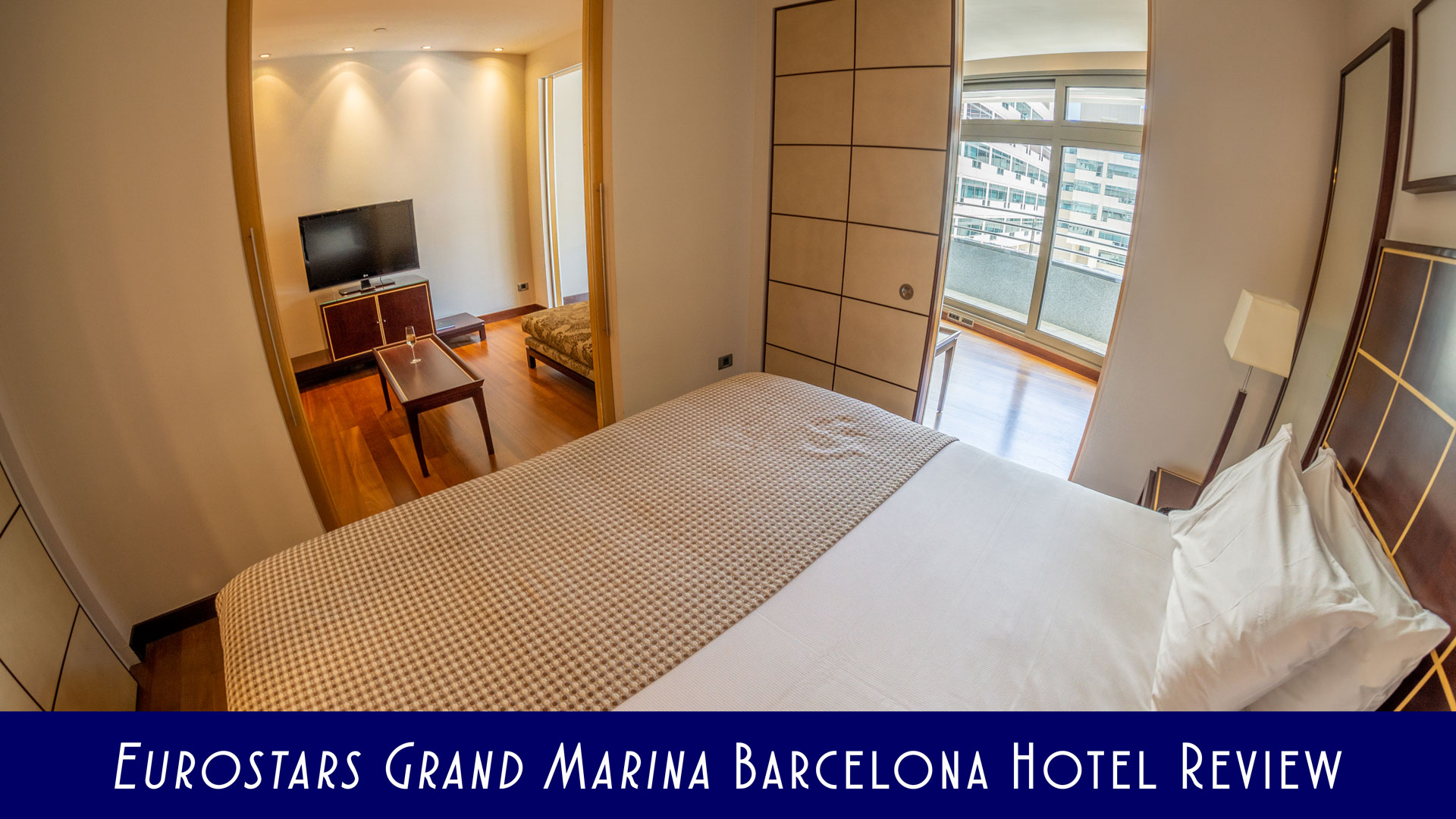 Eurostars Grand Marina Barcelona Review