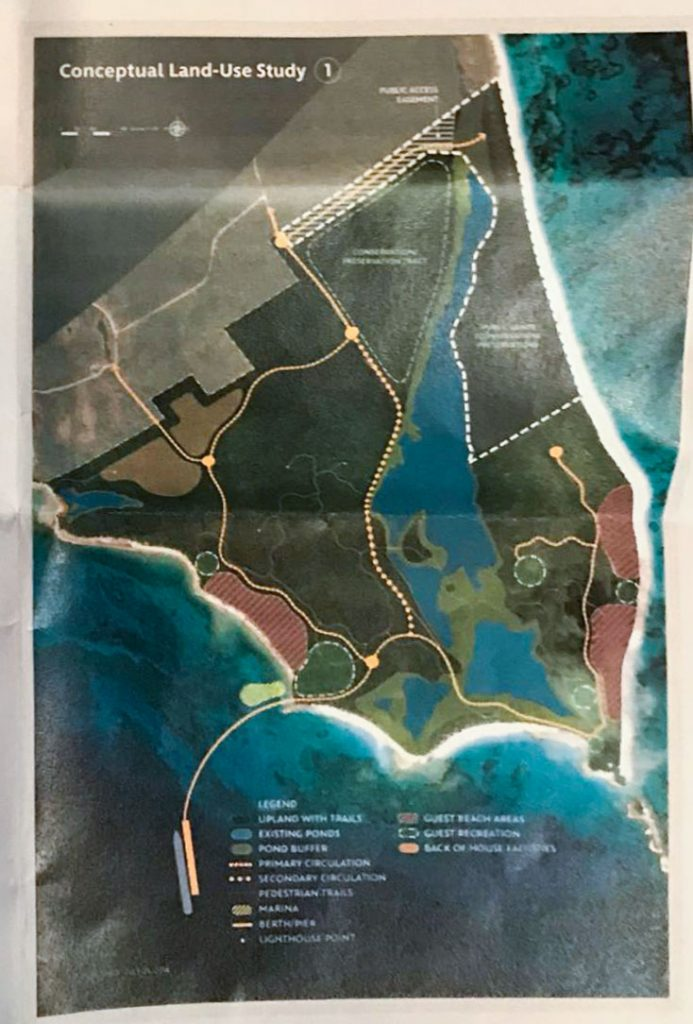 Lighthouse Point Town Hall Handout Conceputal Land Use August 2018