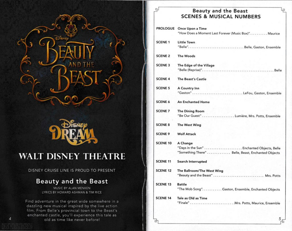 Beauty And The Beast Tonight Scenes Summer 2018