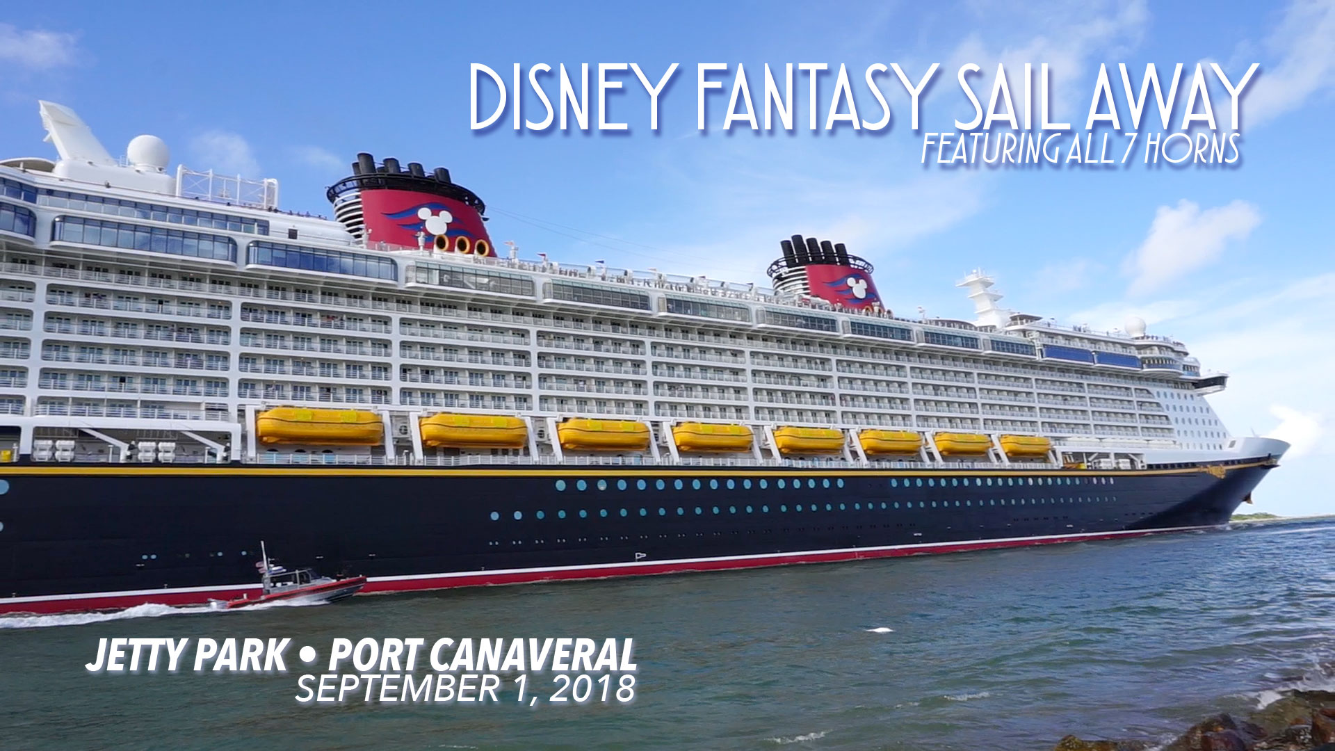 Disney Fantasy Jetty Park 20180901