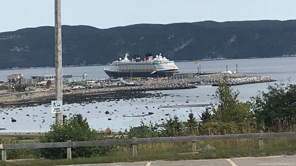 Disney Magic Baie Comeau 20180925