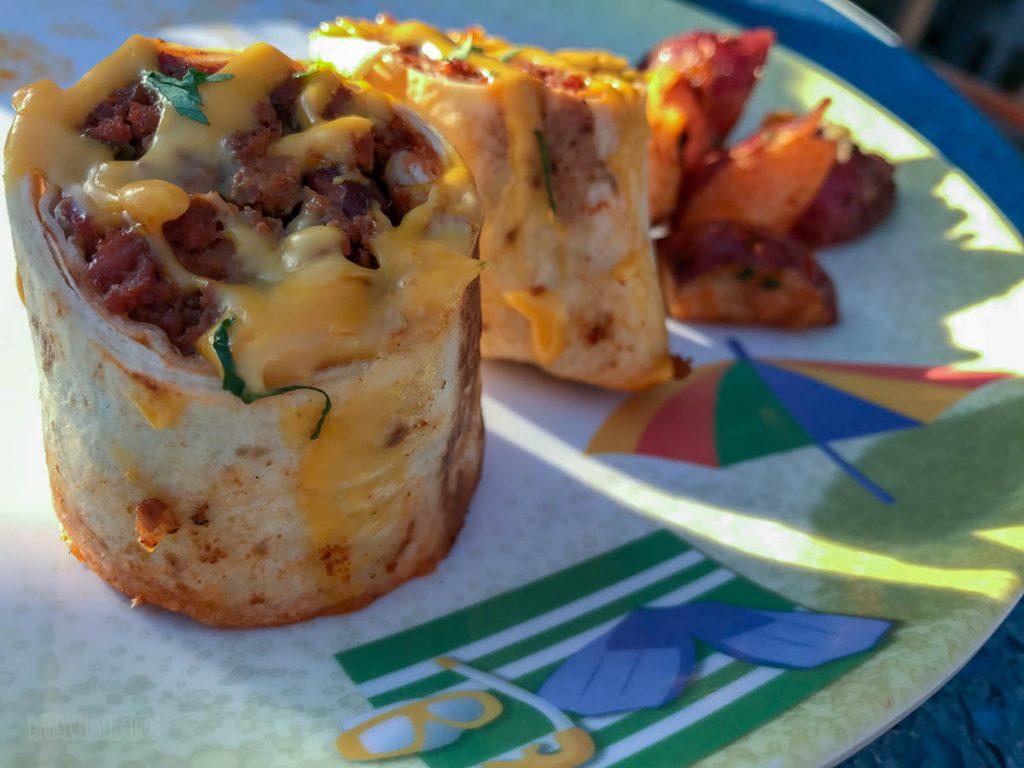 Cabanas Mexican Breakfast Wrap