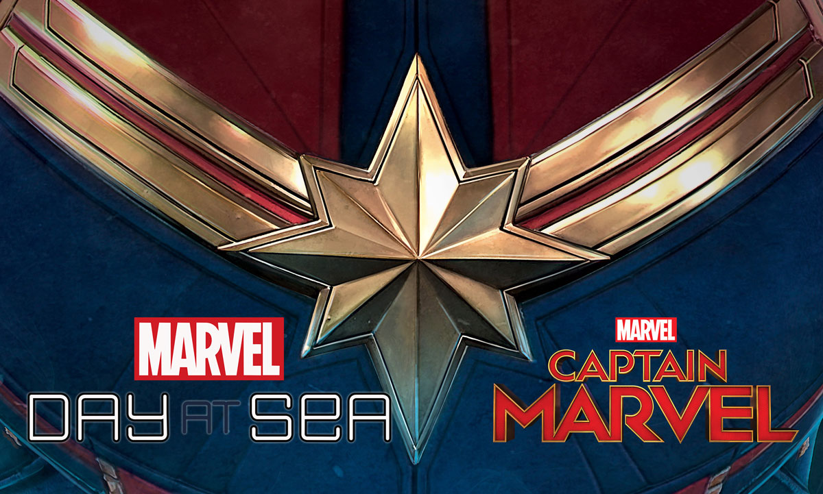 Captain Marvel MDAS 2019