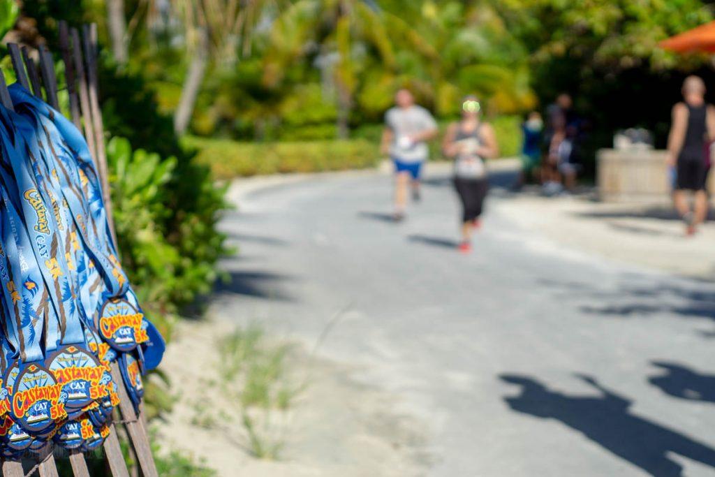 Castaway Cay 5k Finish
