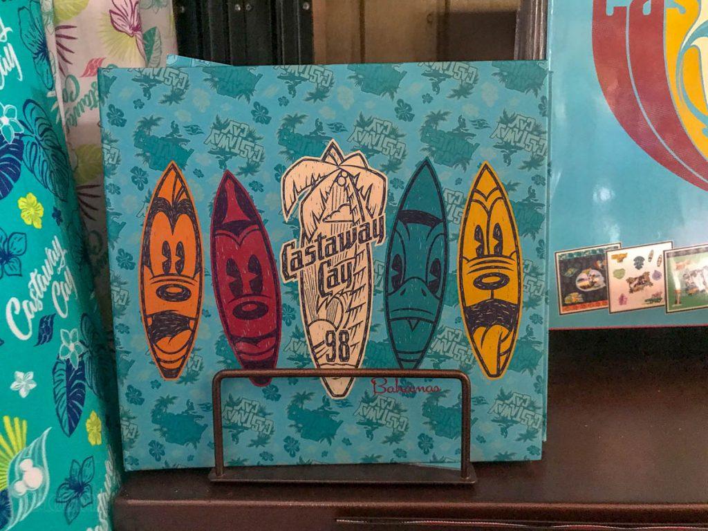 Castaway Cay Merchandise