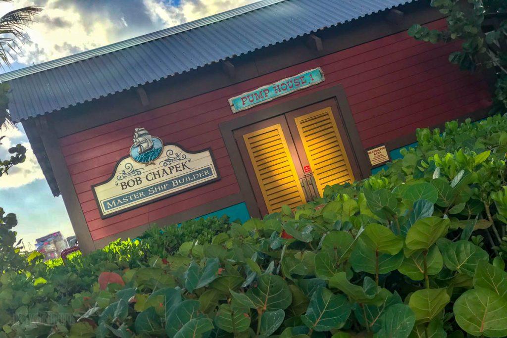 Castaway Cay Pump House 1 Chapek