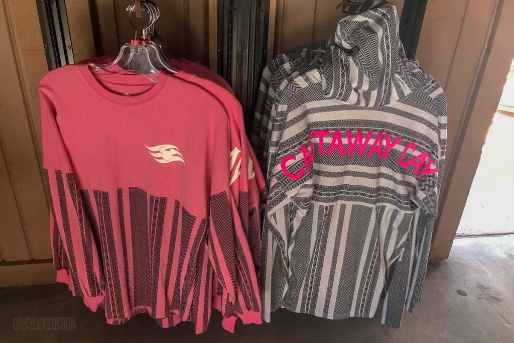 Castaway Cay Spirit Shirts