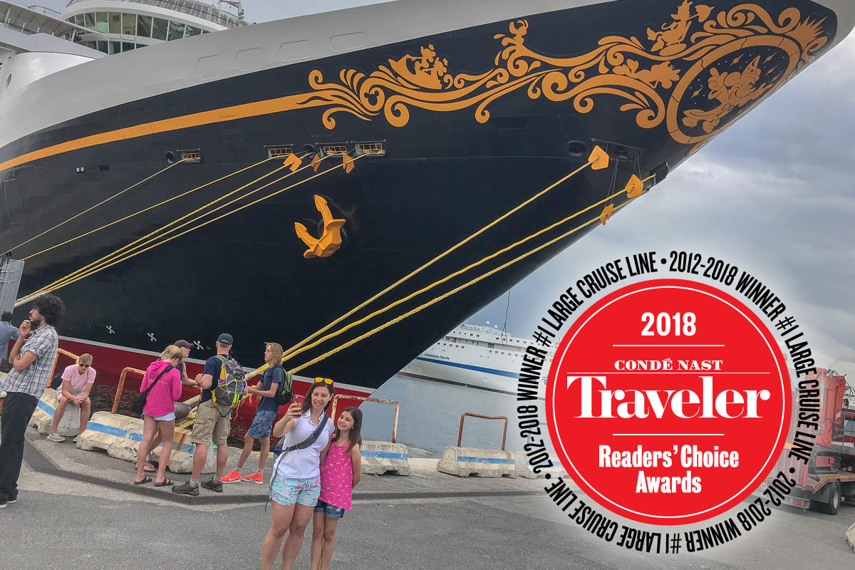Conde Nast 2018 Reader World Best Awards DCL