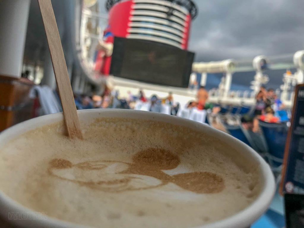 Cove Cafe Apple Cinnamon Latte