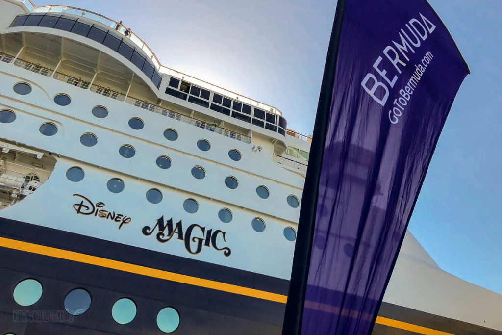 Disney Magic Bermuda 20181006