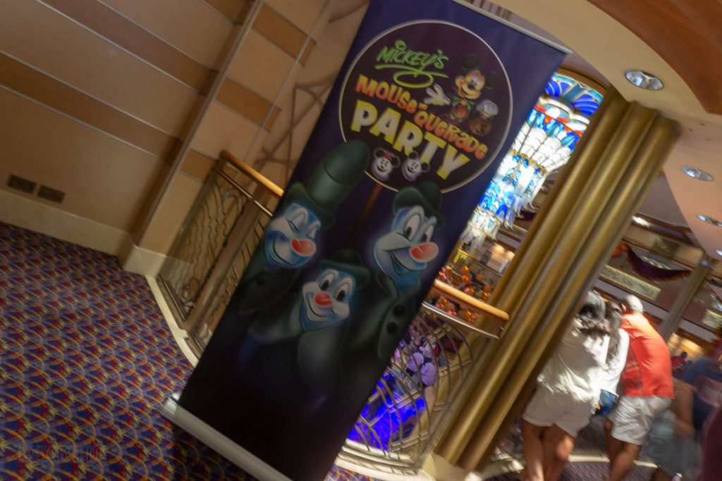 HotHS Mickey's Mouse Querde Party Sign Dream