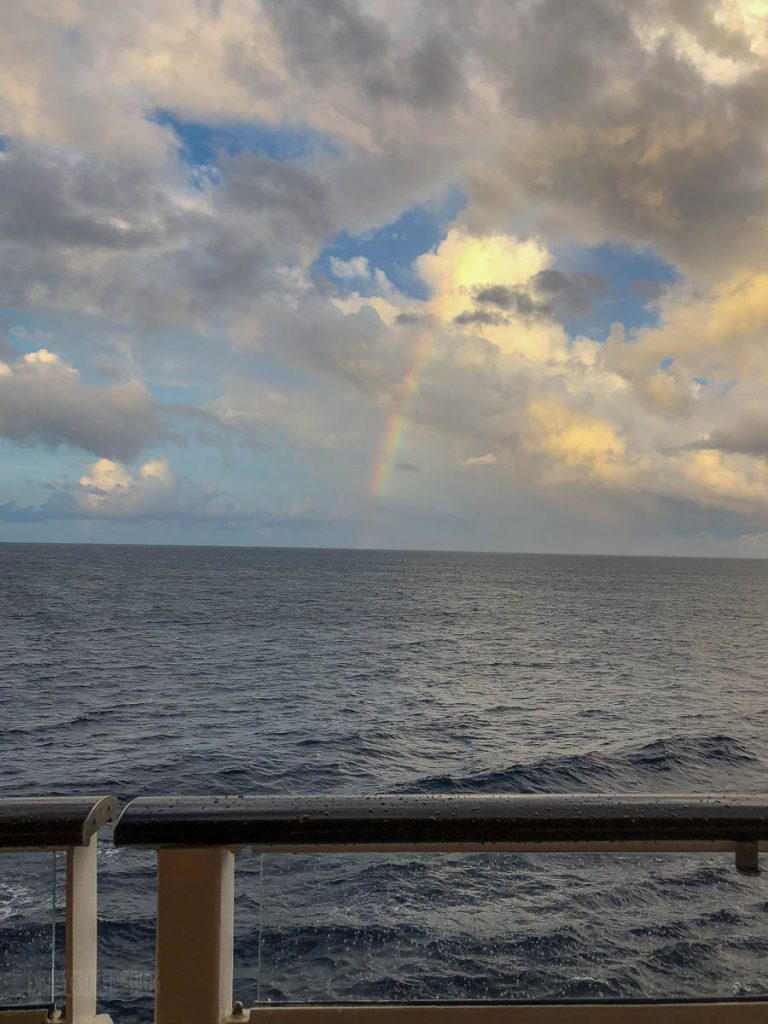 Nassau Running Rainbow