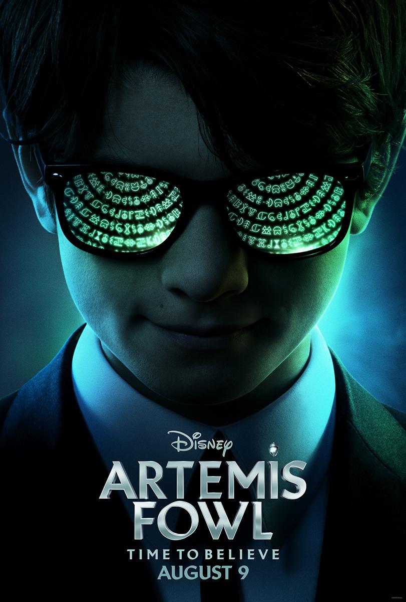 Artemis Fowl Teaser Poster
