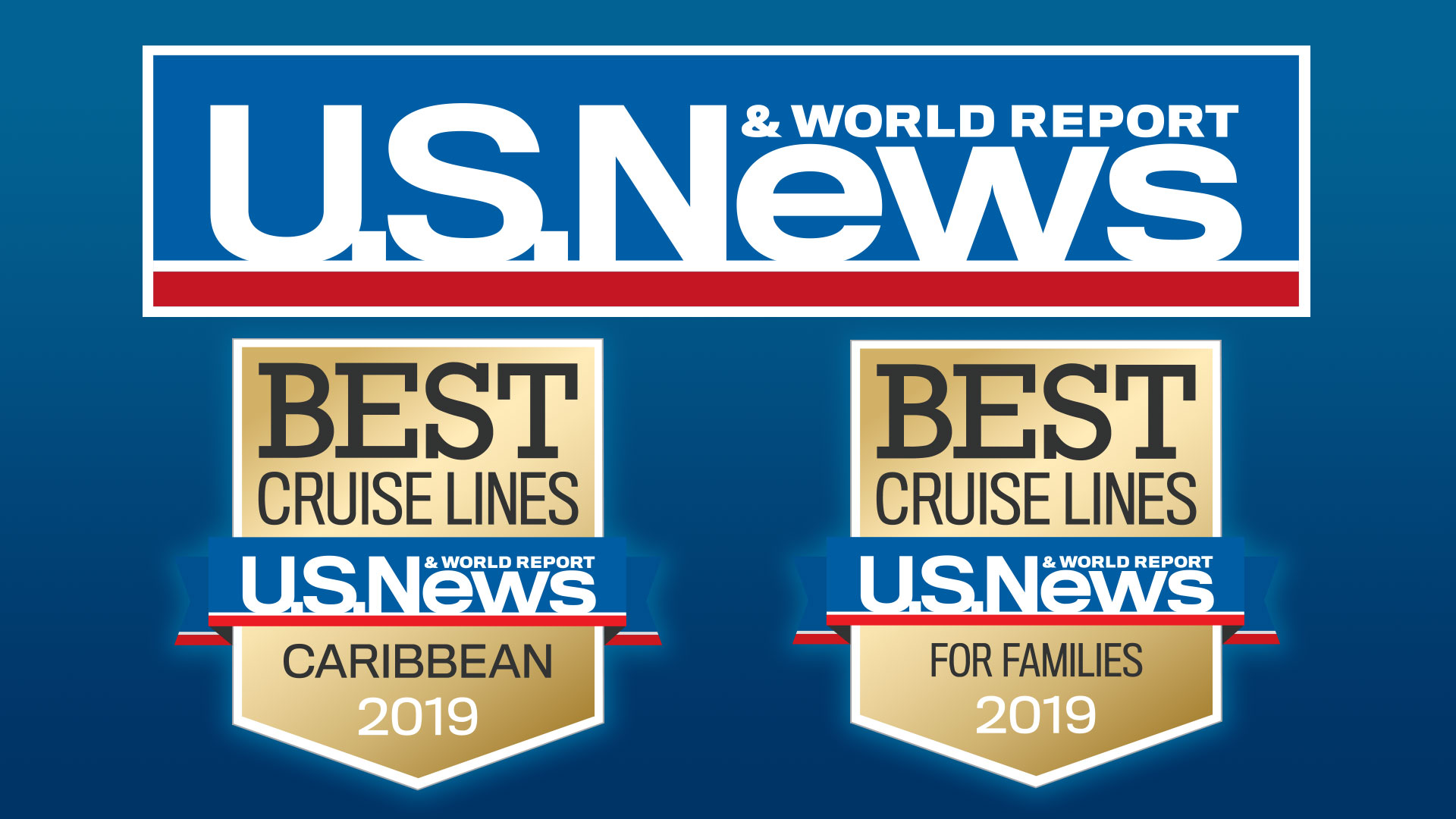 US New World Report Best Cruise Lines 2019