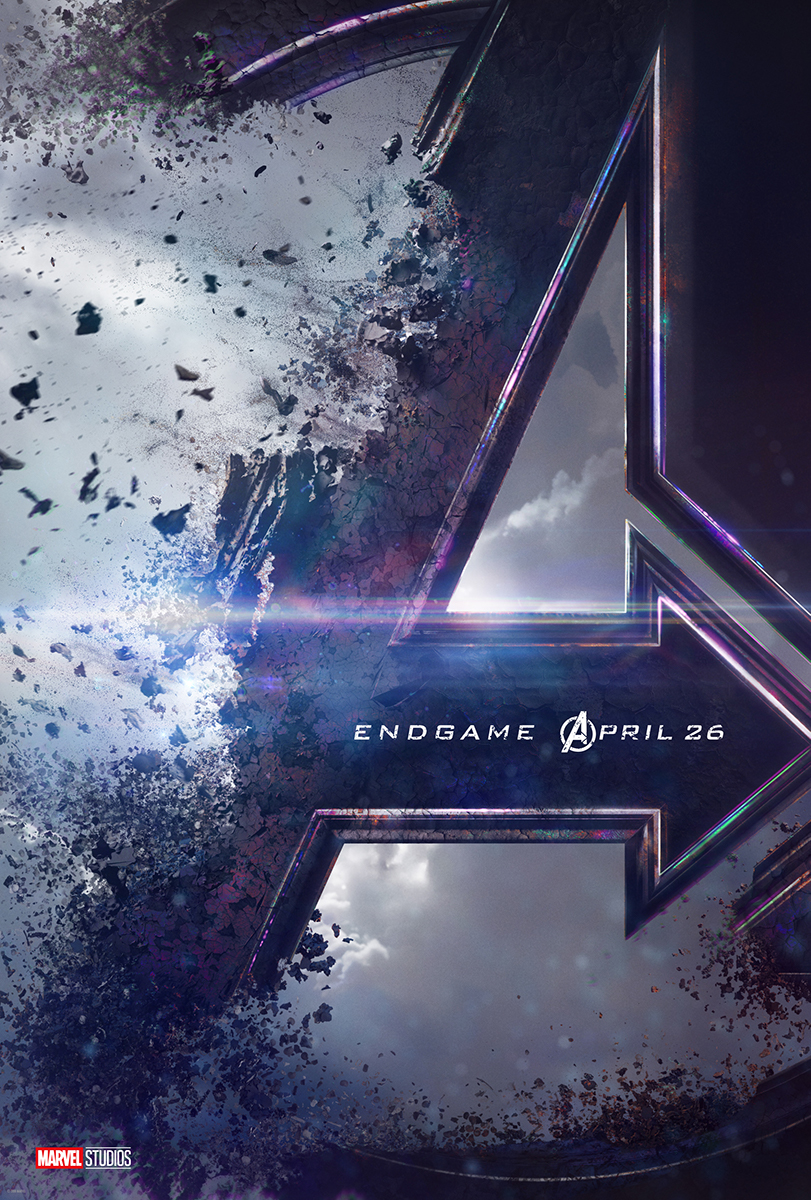 Avengers Endgame Teaser Movie Poster