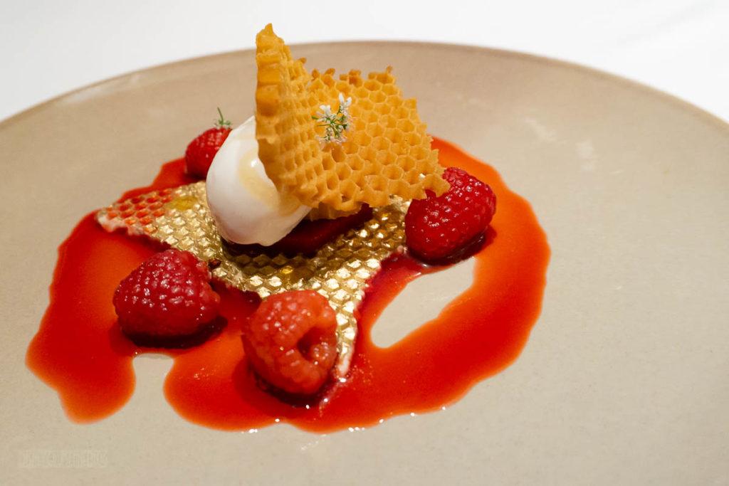 Remy Dinner Dessert Miel Honey