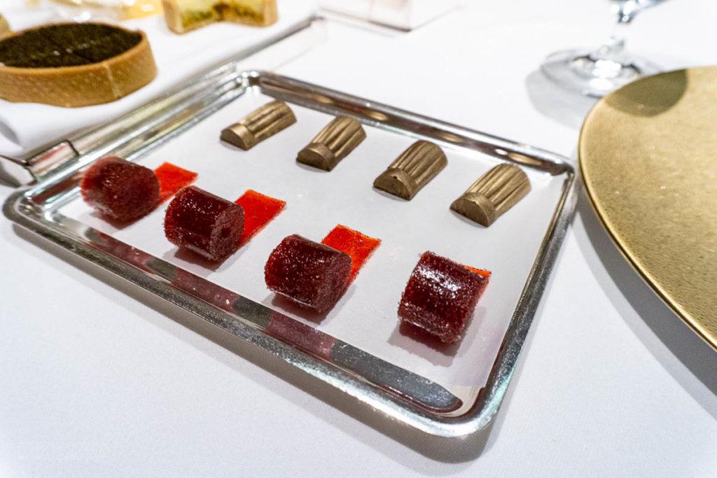 Remy Dinner Fruit Rolls Chocolate
